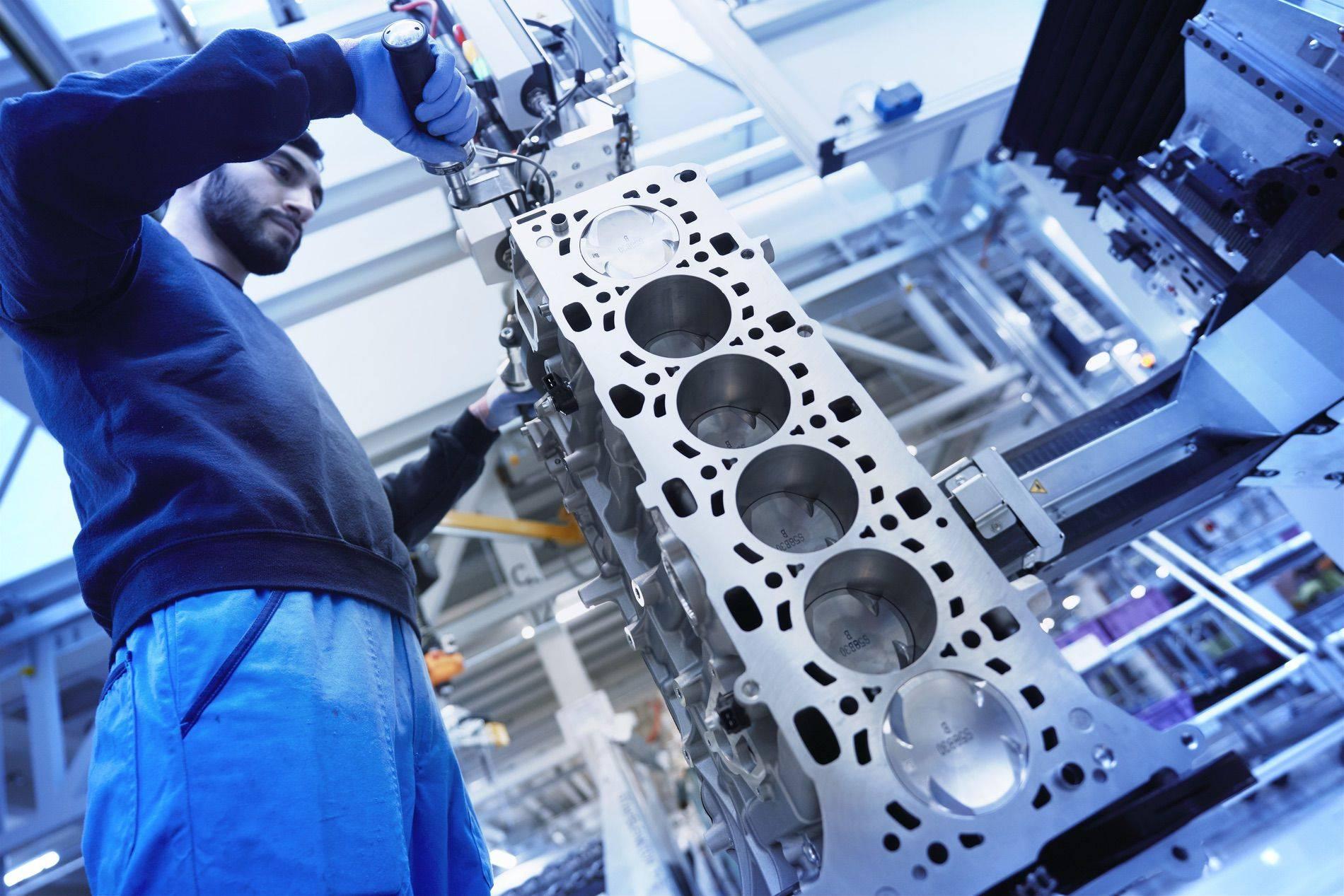 S58 - новый двигатель BMW M GmbH