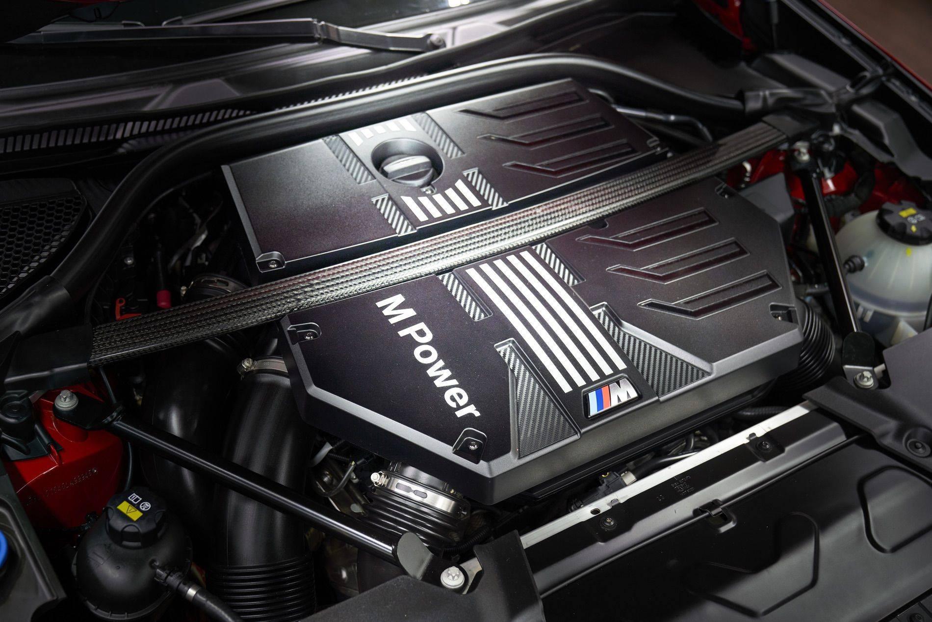 Самые мощные двигатели BMW всех времен 8