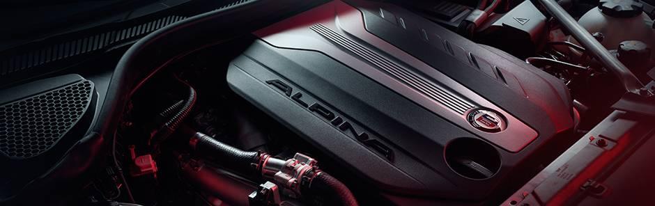 Двигатели BMW Alpina 6