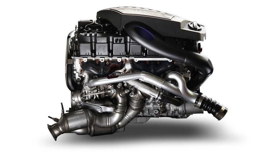 Двигатели BMW Alpina 4