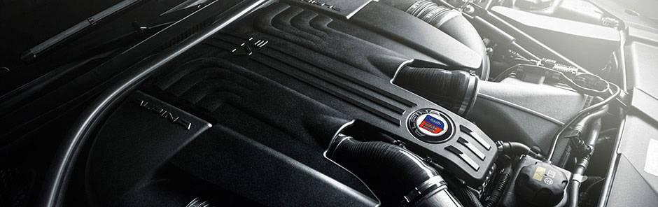 Двигатели BMW Alpina 3