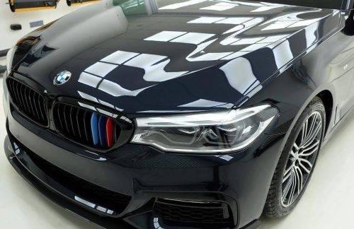 Безупречная защита вашего BMW керамикой Ceramic Pro 3