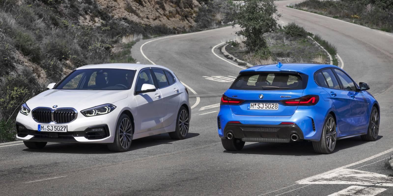 Новый BMW 1 серии F40 - больше, мощнее, динамичнее 10