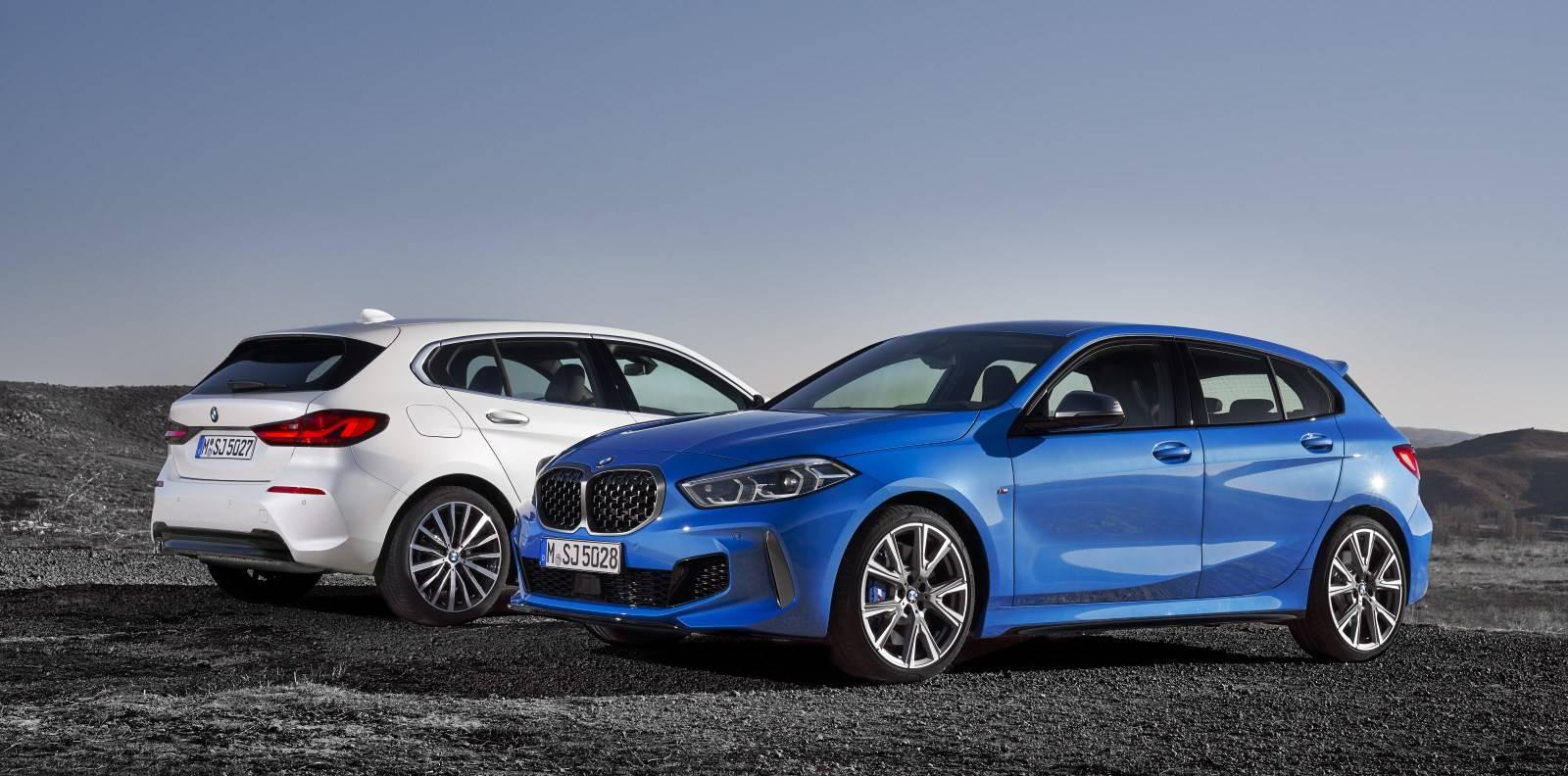 Новый BMW 1 серии F40 - больше, мощнее, динамичнее 1