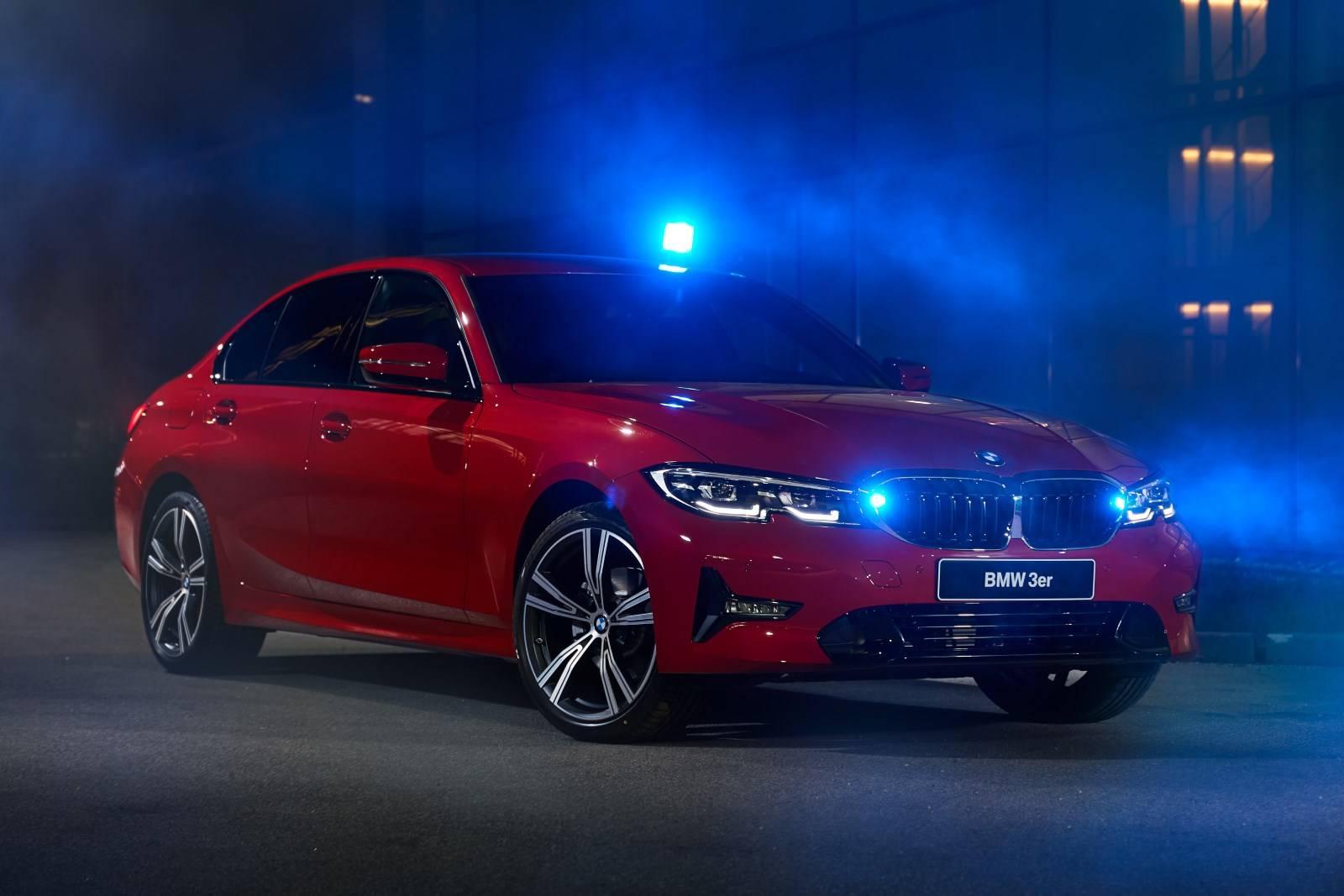 Скорая помощь BMW - вызывали?