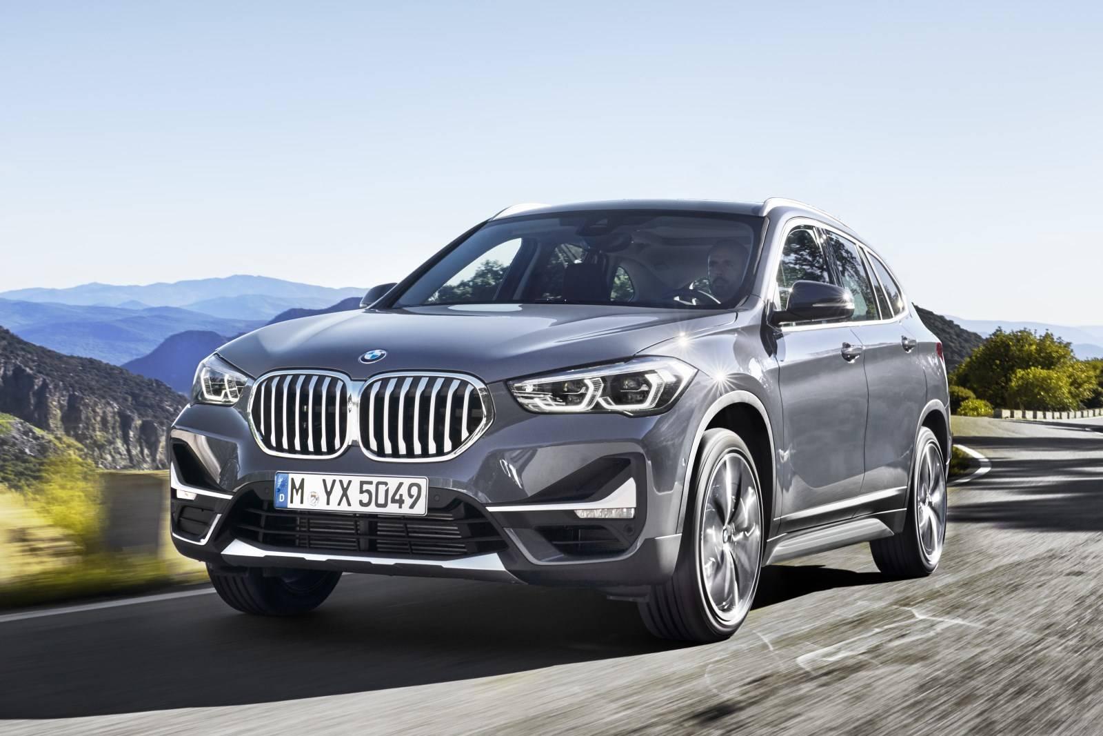 BMW X1 F48 2019 Facelift - рестайлинг