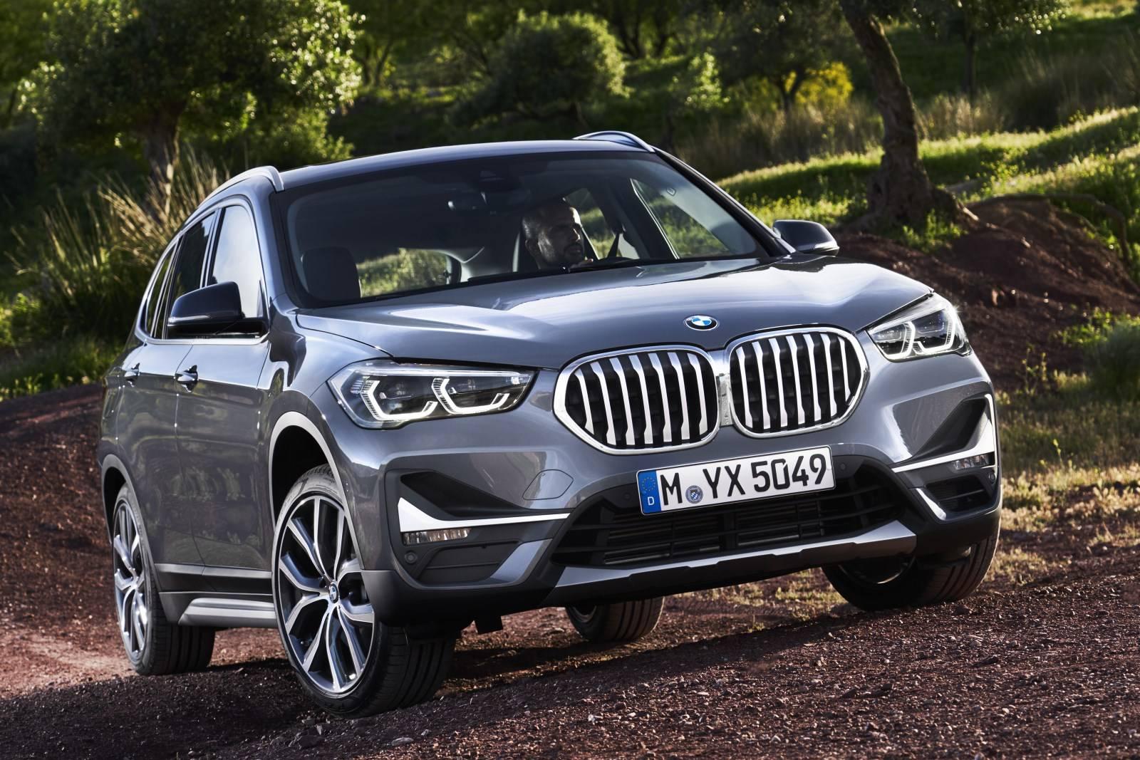 Новый BMW X1 F48 - cмелый и спортивный рестайлинг 1