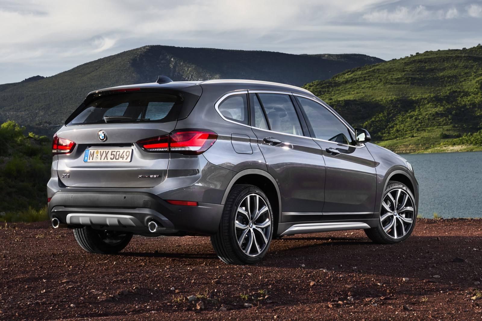 Новый BMW X1 F48 - cмелый и спортивный рестайлинг 2