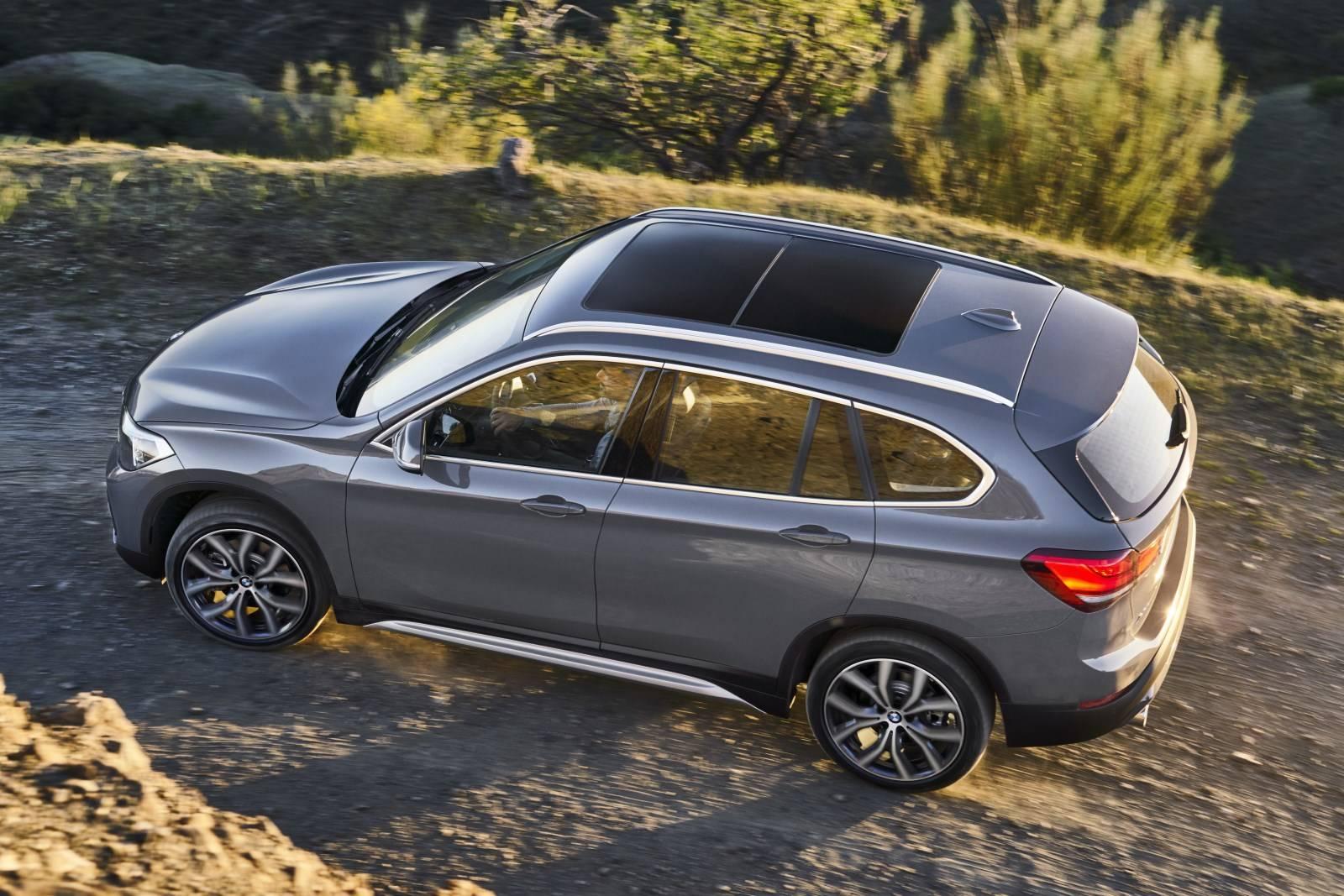 Новый BMW X1 F48 - cмелый и спортивный рестайлинг 3