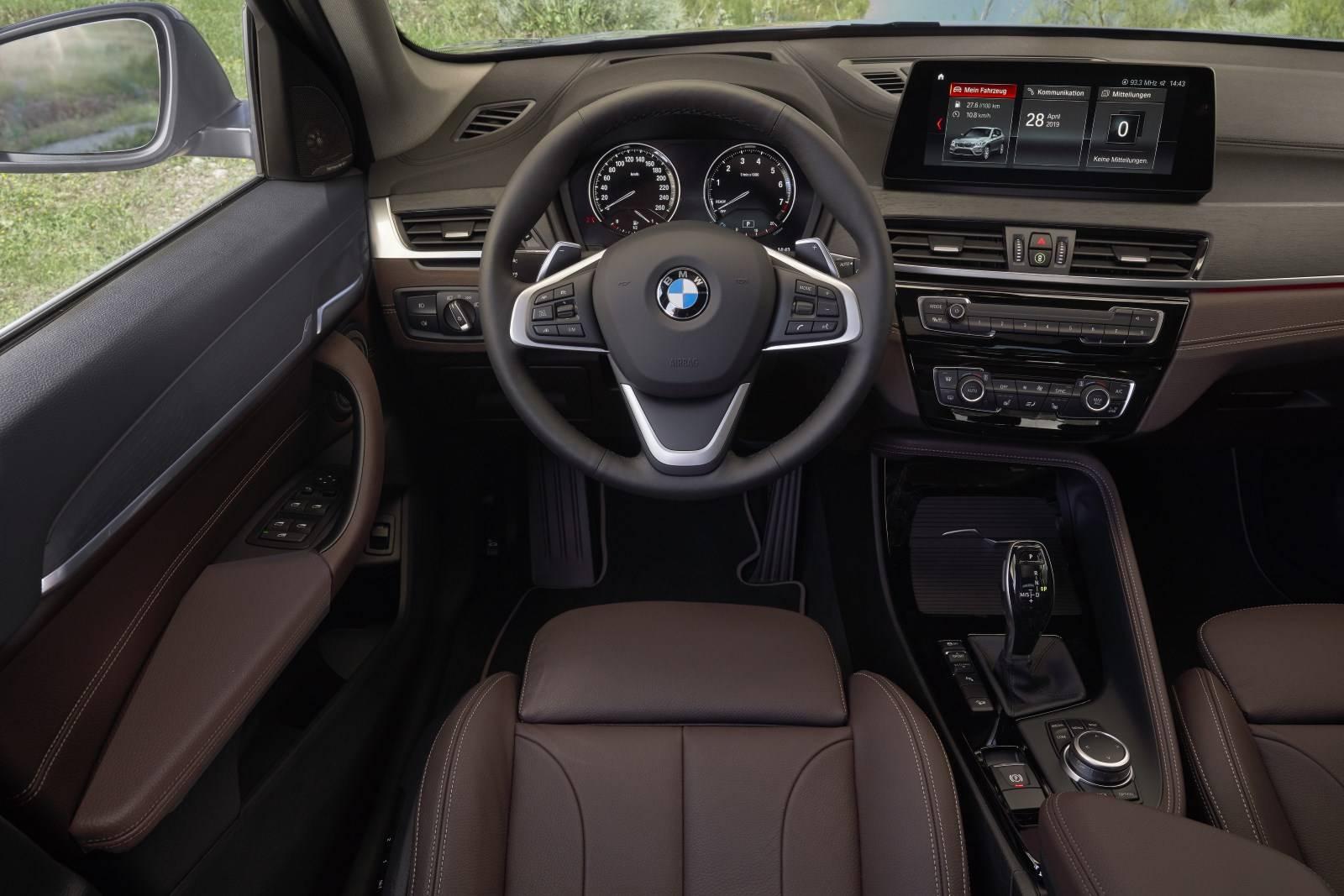 Новый BMW X1 F48 - cмелый и спортивный рестайлинг 4