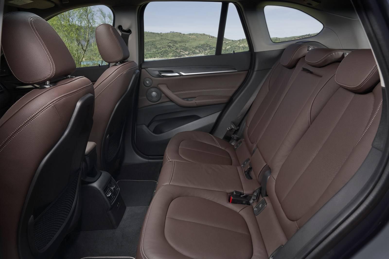 Новый BMW X1 F48 - cмелый и спортивный рестайлинг 6