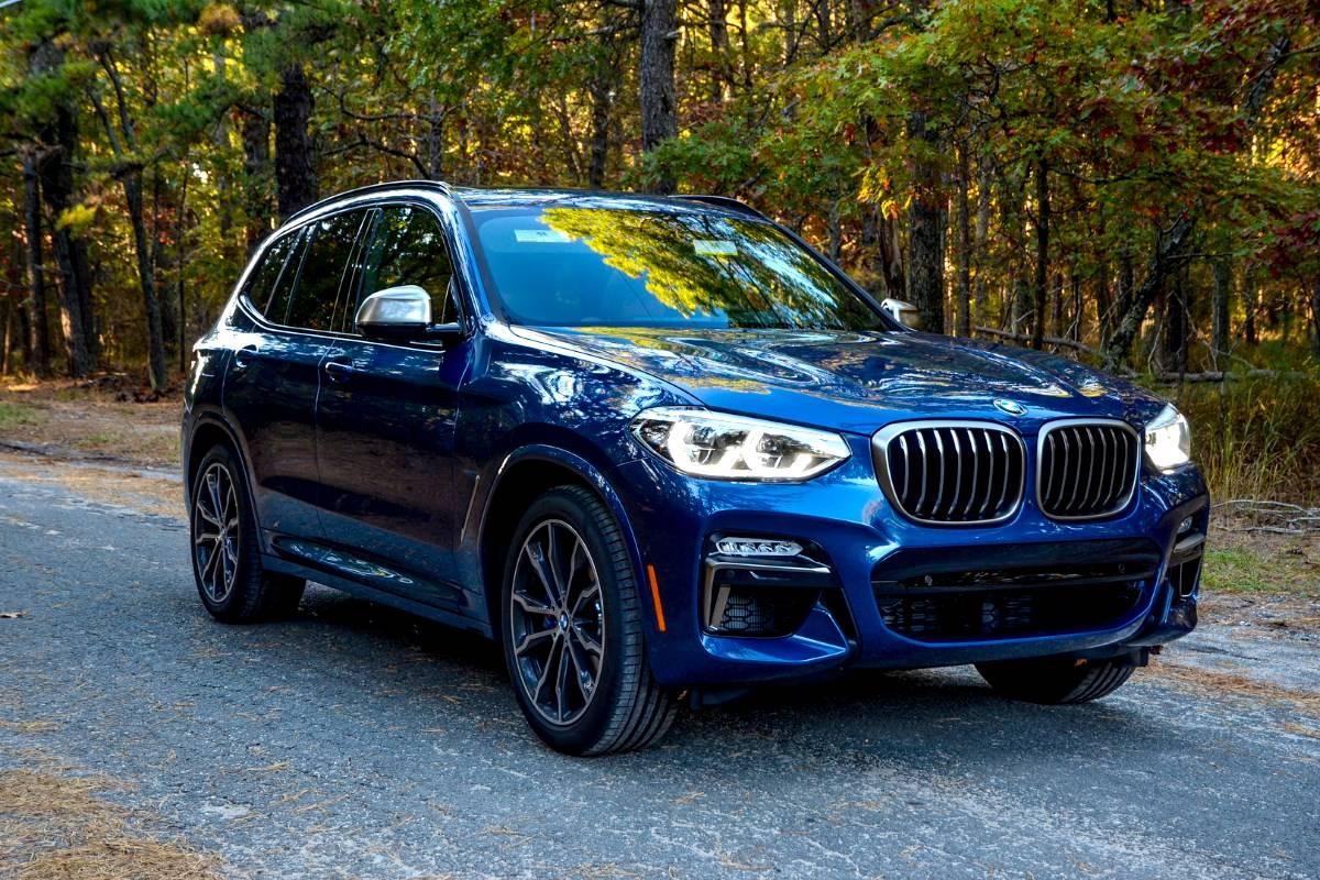 BMW X3 xDrive M40i 2019