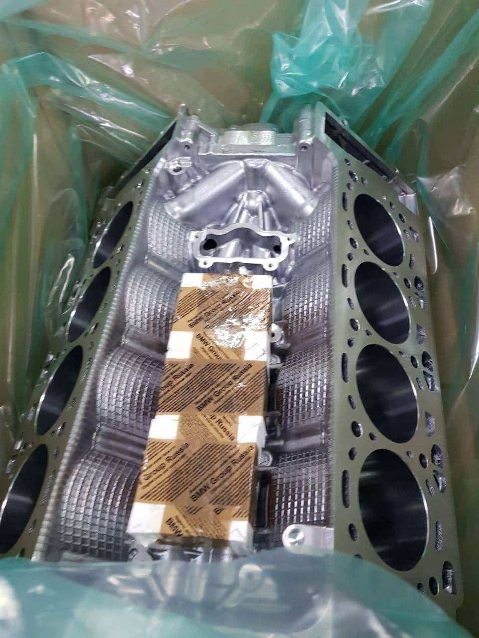 Капитальный ремонт двигателя N63 на BMW F10 550iX 3