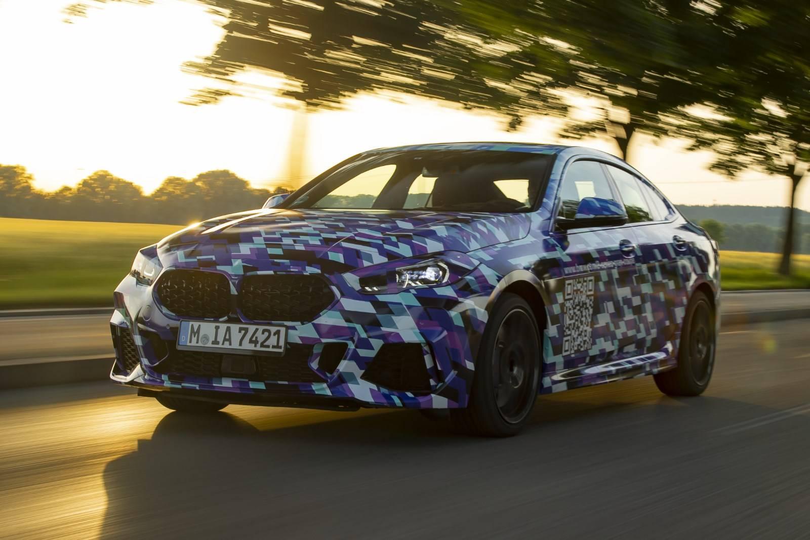 BMW 2 Series Gran Coupe F44