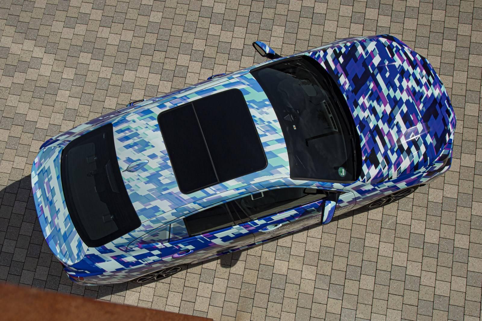 BMW 2 серии Gran Coupe F44 занялся саморекламой 3