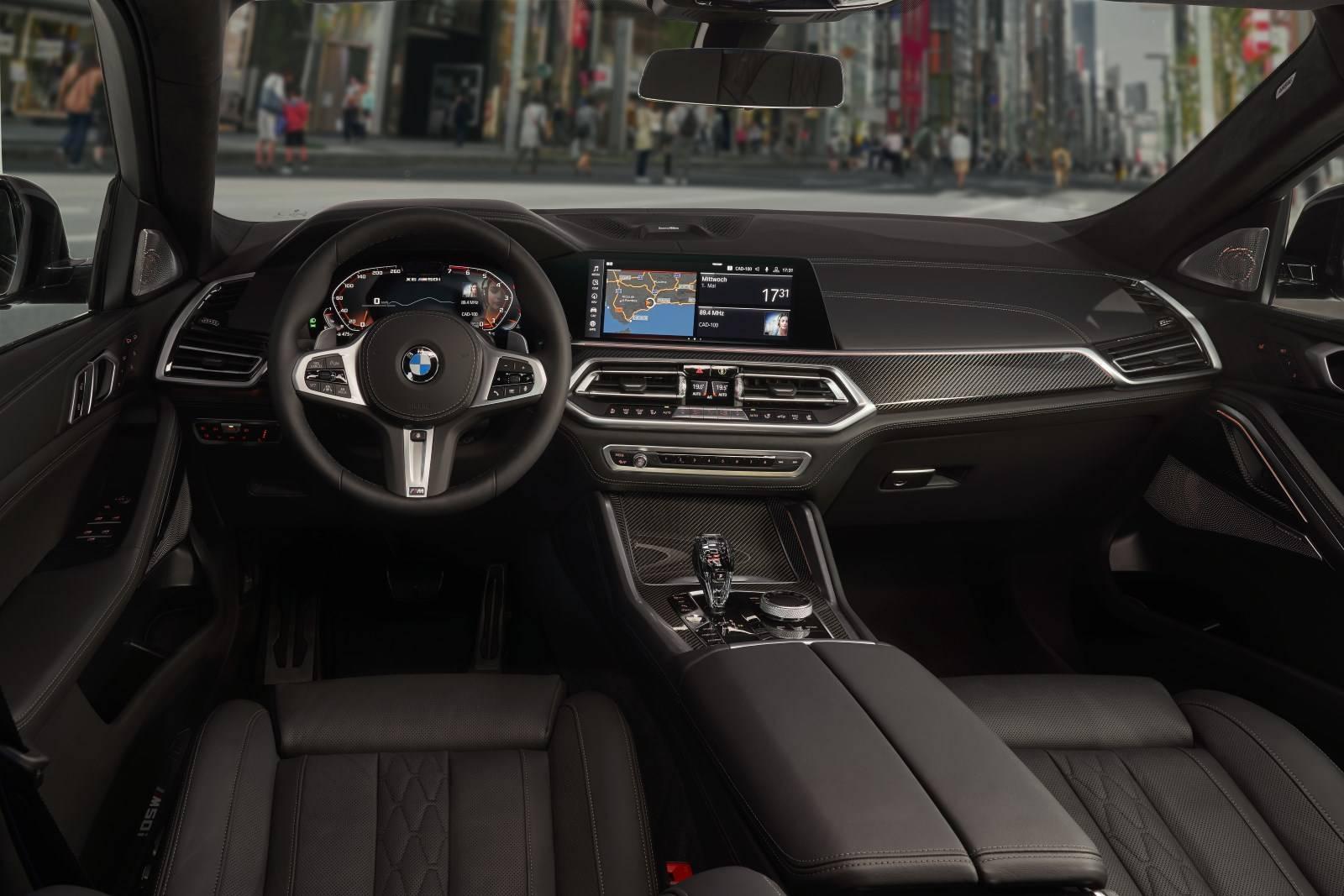 G06 - новый BMW X6