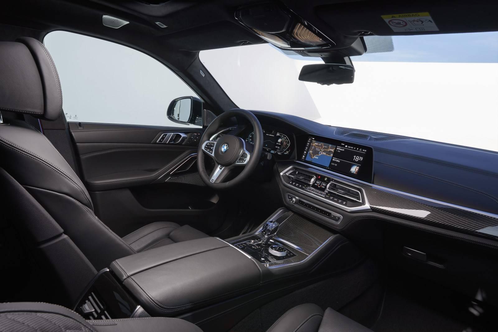 G06 - новый BMW X6 10