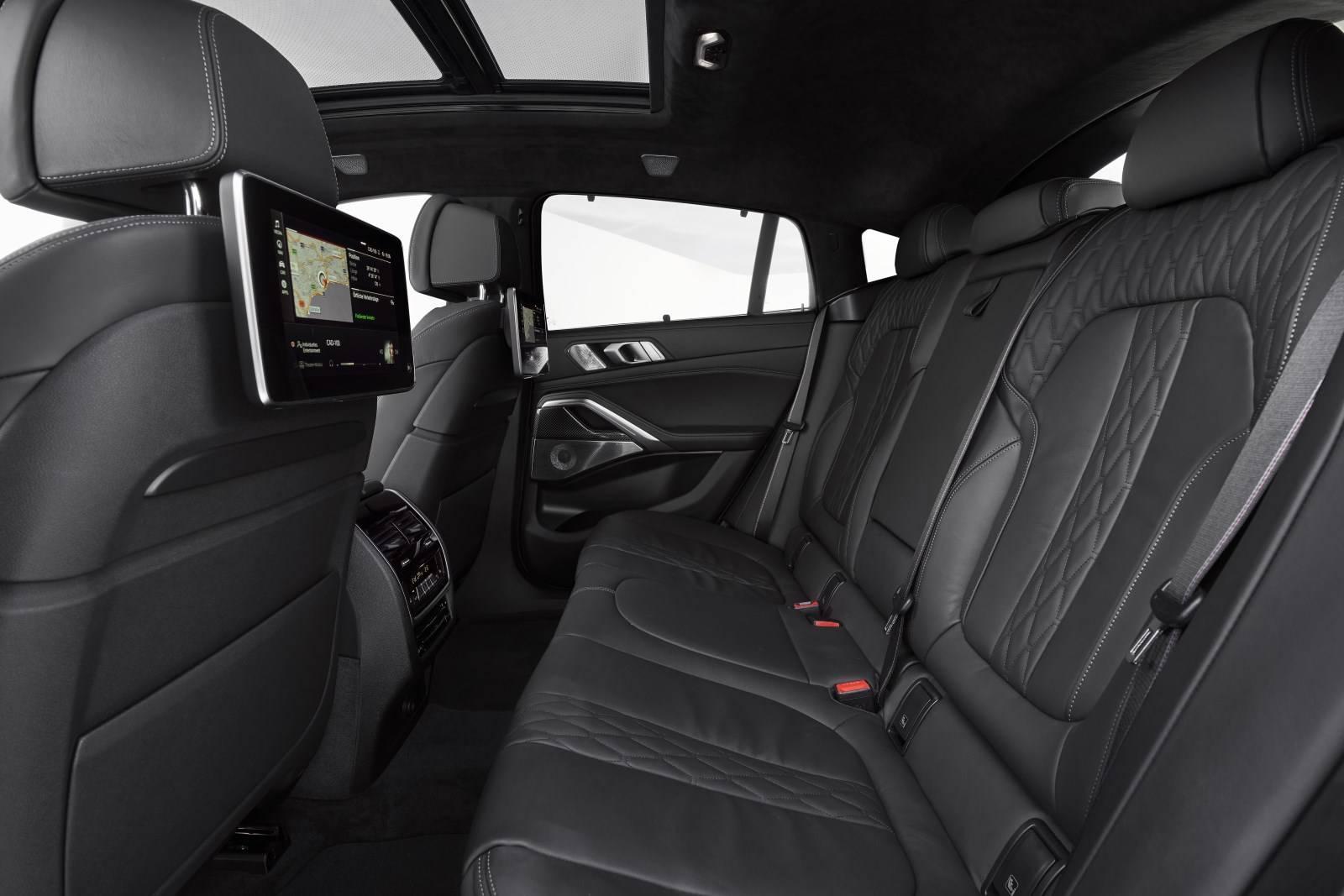 G06 - новый BMW X6 11