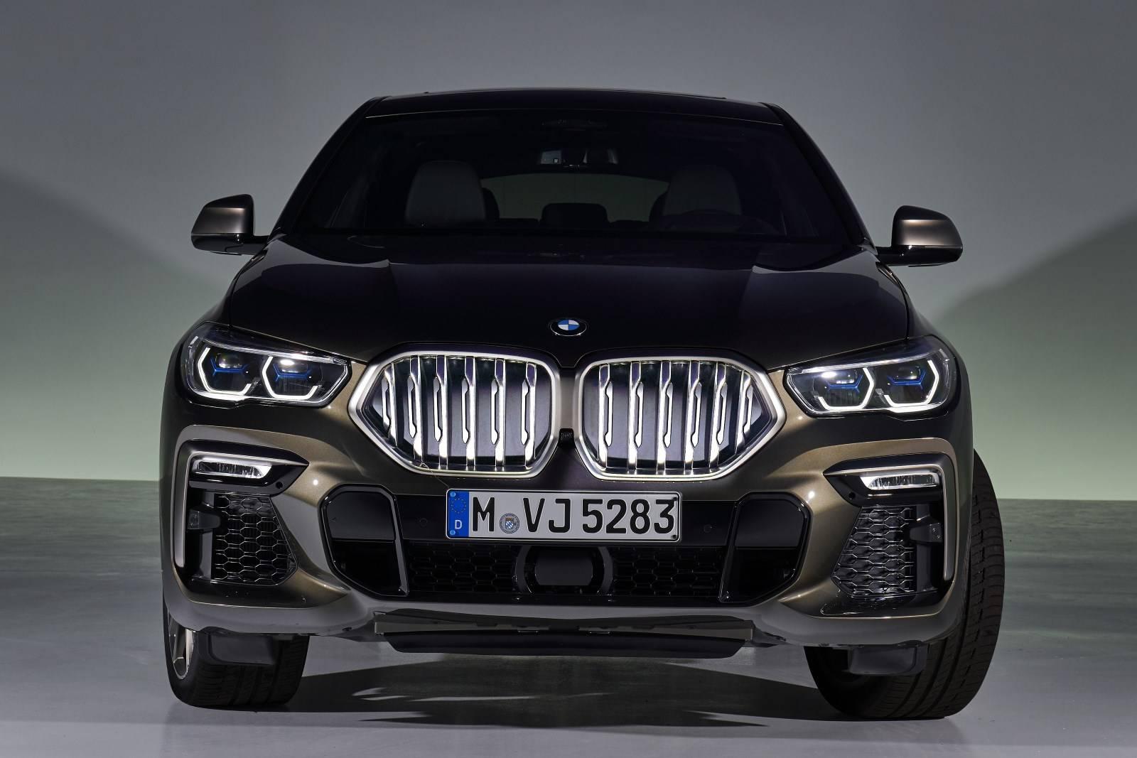 G06 - новый BMW X6 5