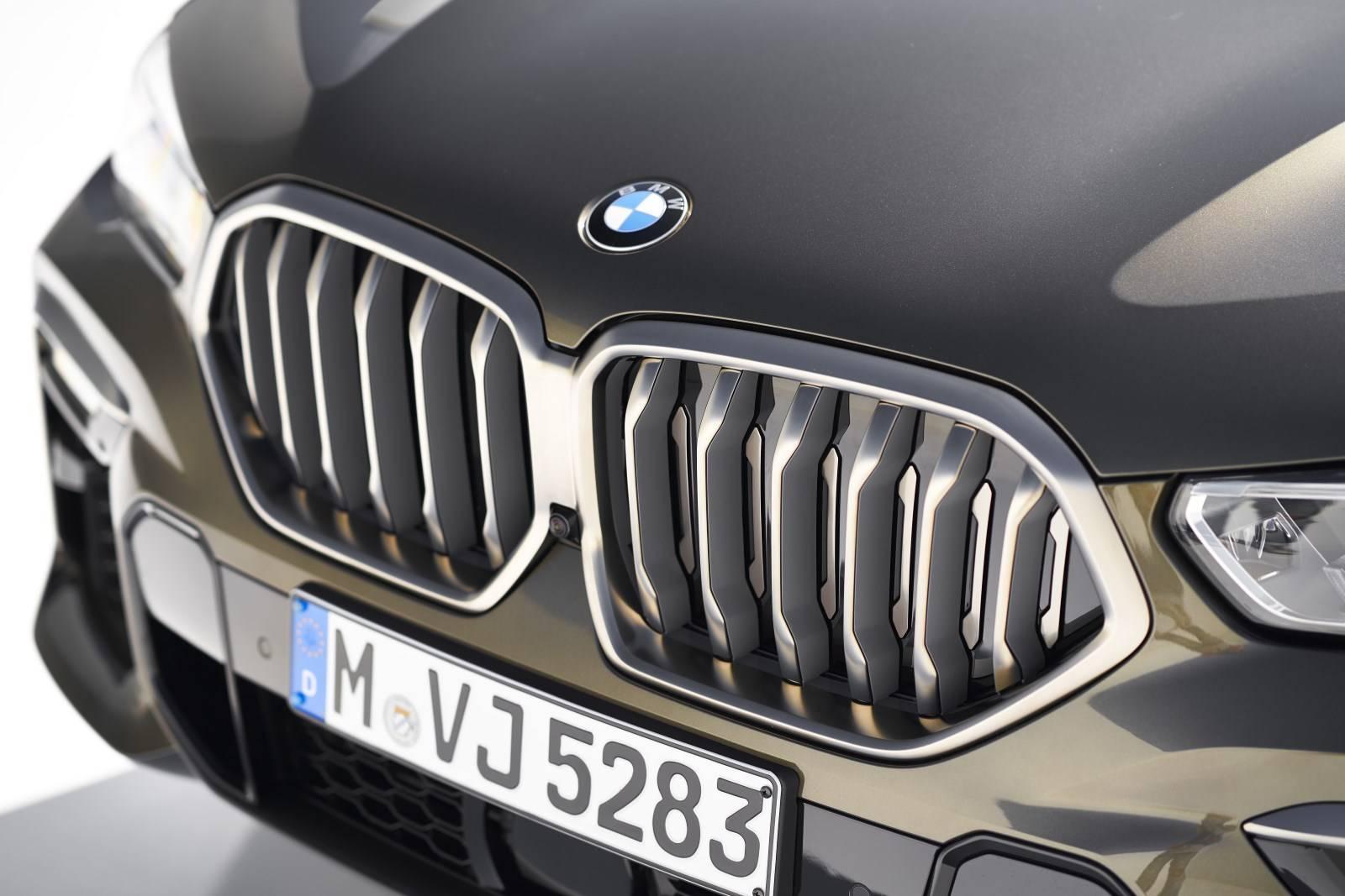 G06 - новый BMW X6 7