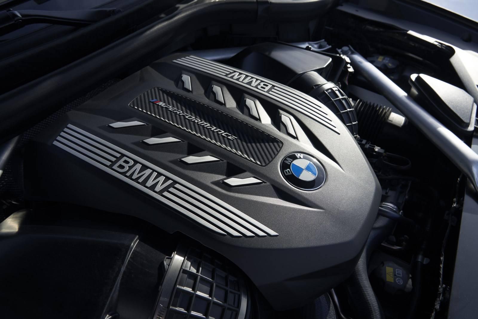 G06 - новый BMW X6 8