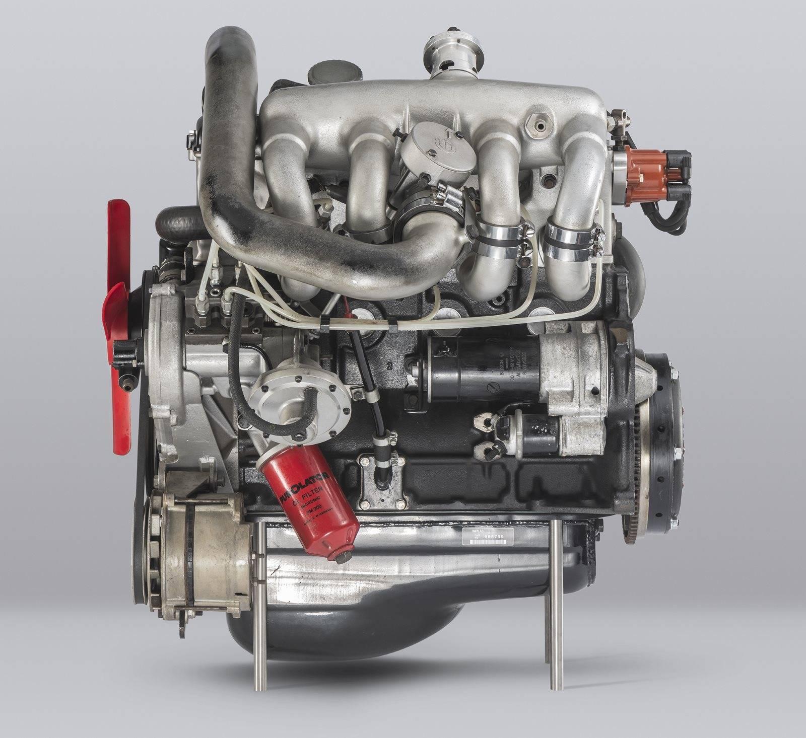 BMW Turbo: эволюция двигателей в автоспорте 1