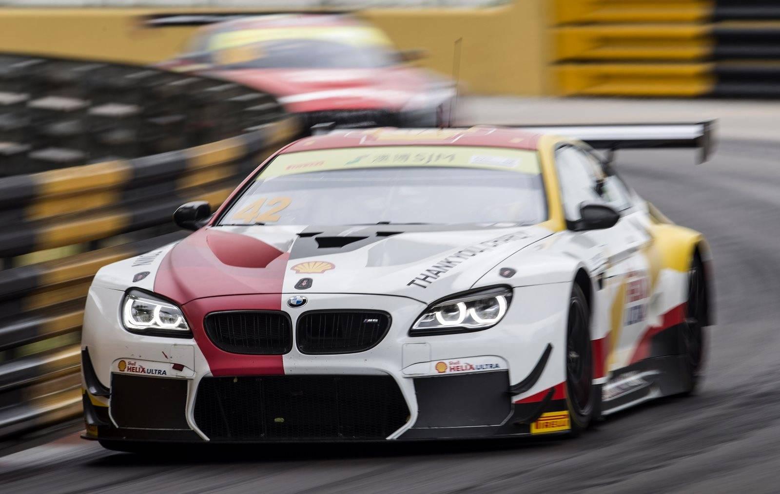 BMW Turbo: эволюция двигателей в автоспорте 3