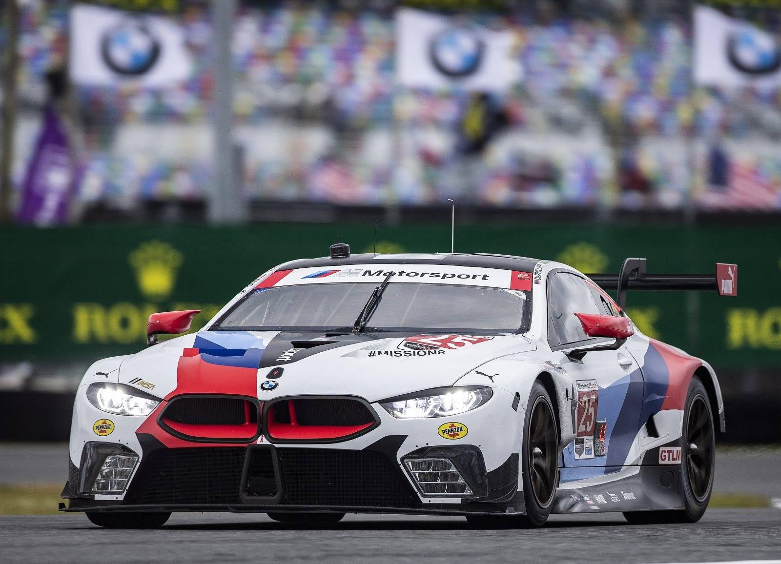 BMW Turbo: эволюция двигателей в автоспорте 4