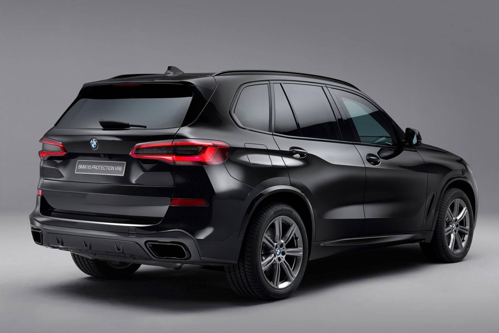 BMW X5 Protection VR6 - бескомпромиссная защита 1