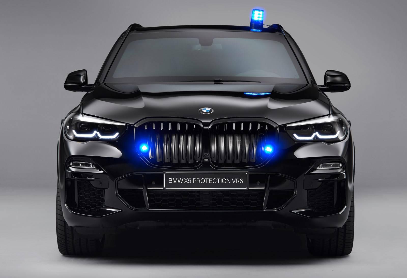 BMW X5 Protection VR6 - бескомпромиссная защита 4
