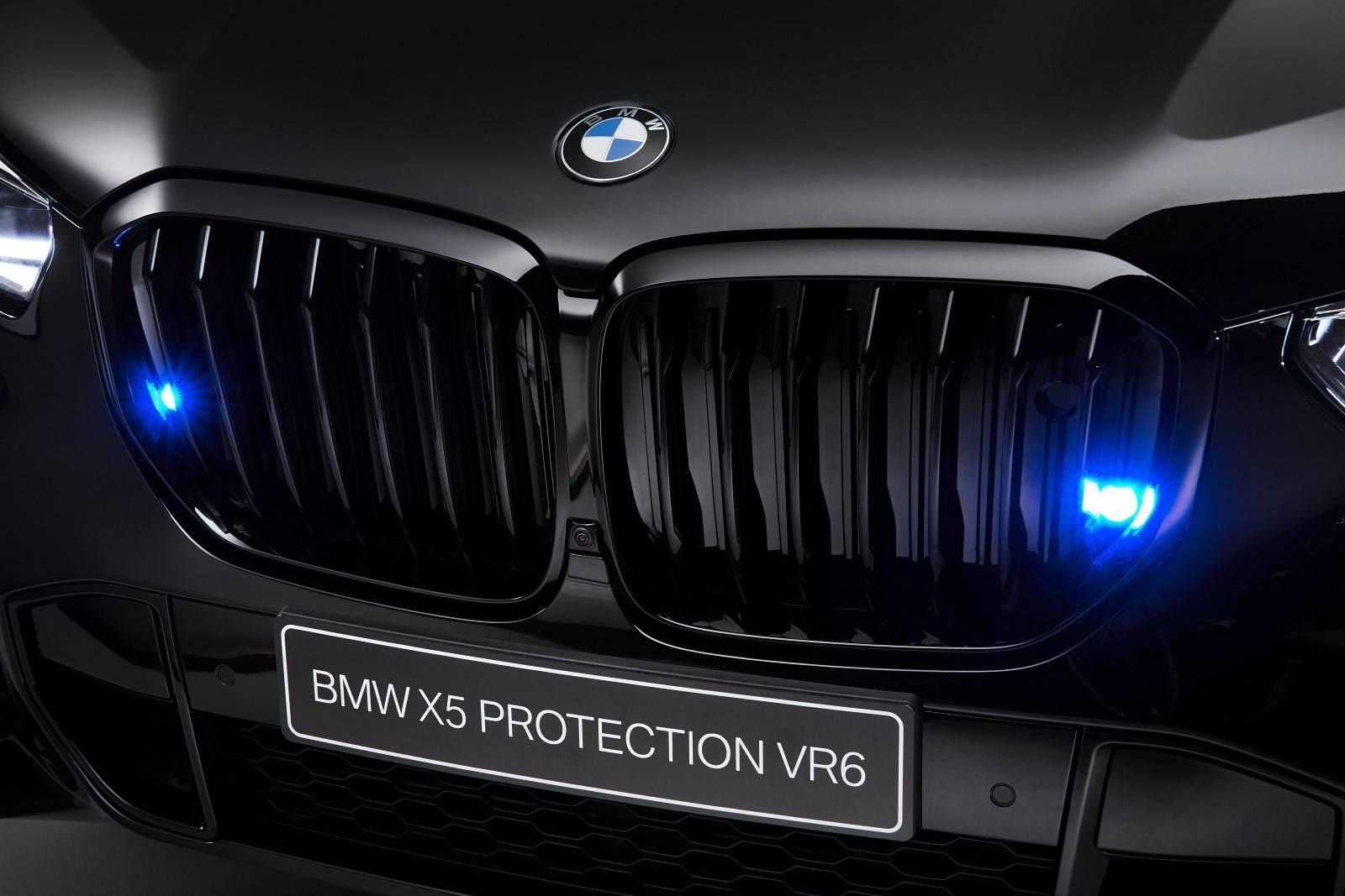 BMW X5 Protection VR6 - бескомпромиссная защита 5