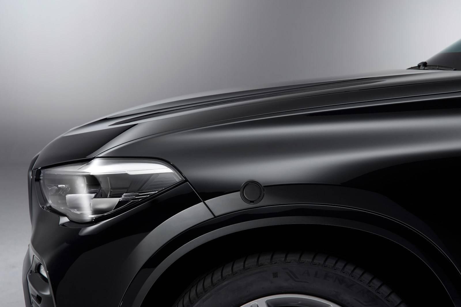 BMW X5 Protection VR6 - бескомпромиссная защита 6
