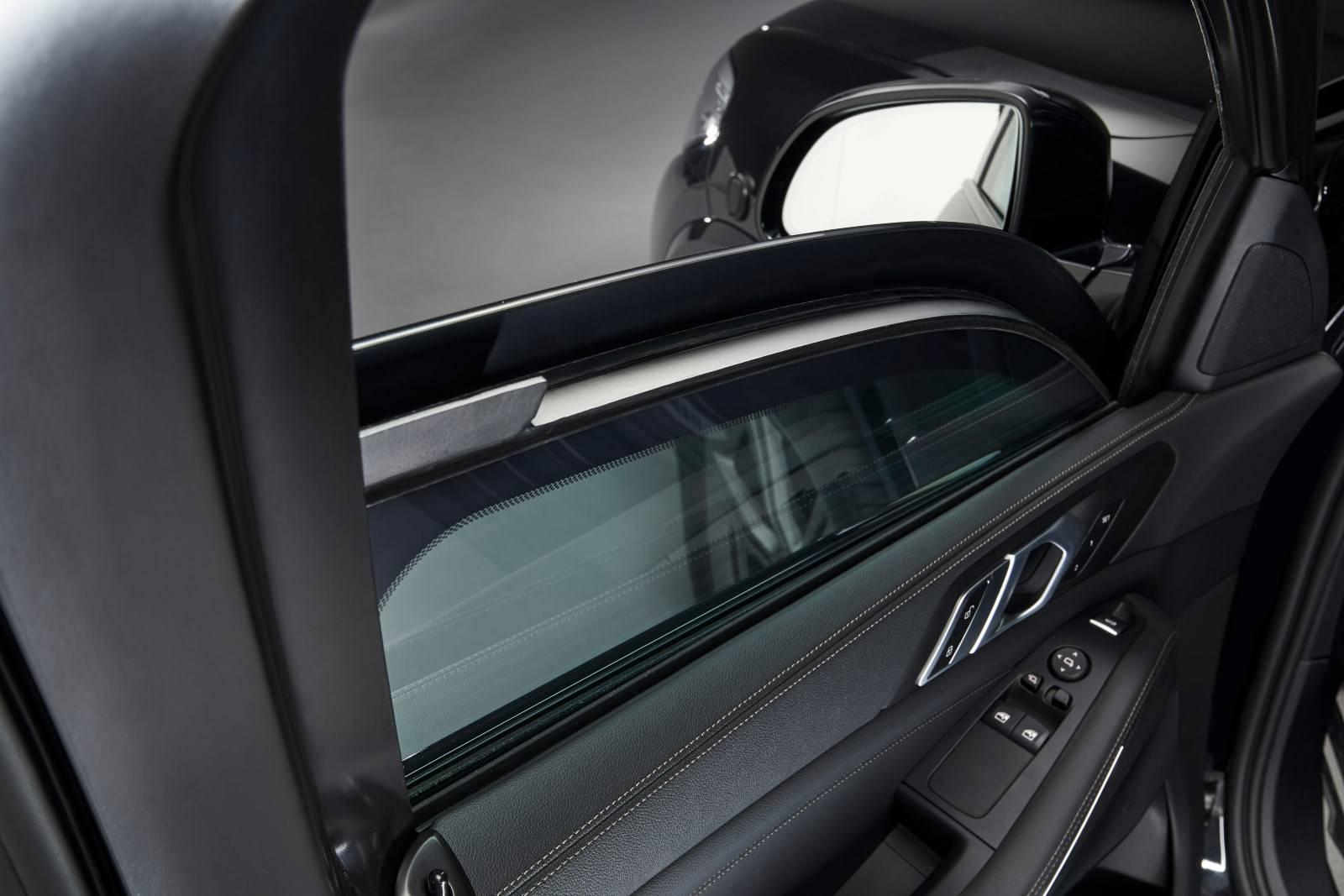 BMW X5 Protection VR6 - бескомпромиссная защита 7