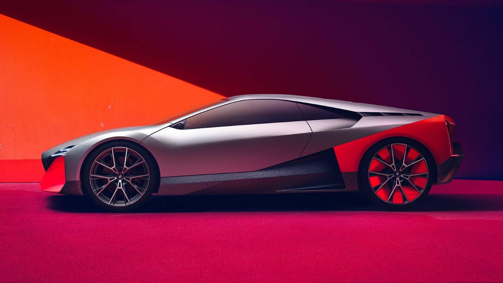BMW на автосалоне во Франкфурте - IAA Cars 2019 1