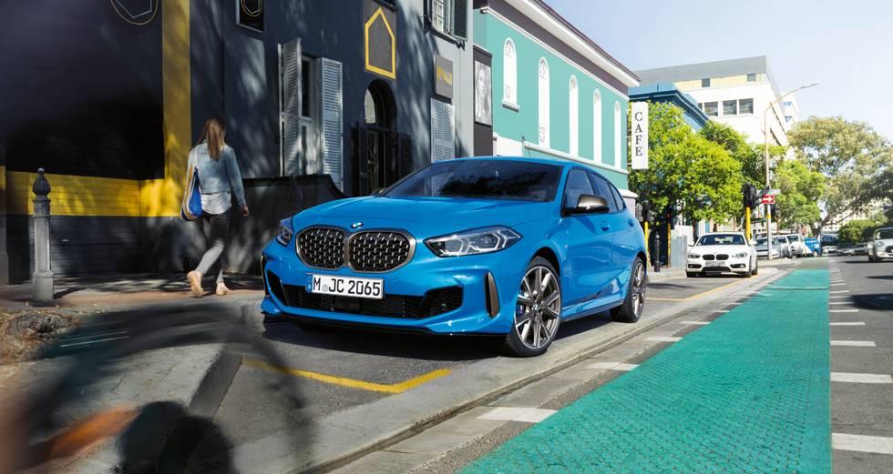 BMW 1 серии F40
