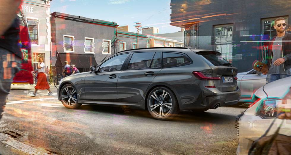 BMW 3 Turing G21