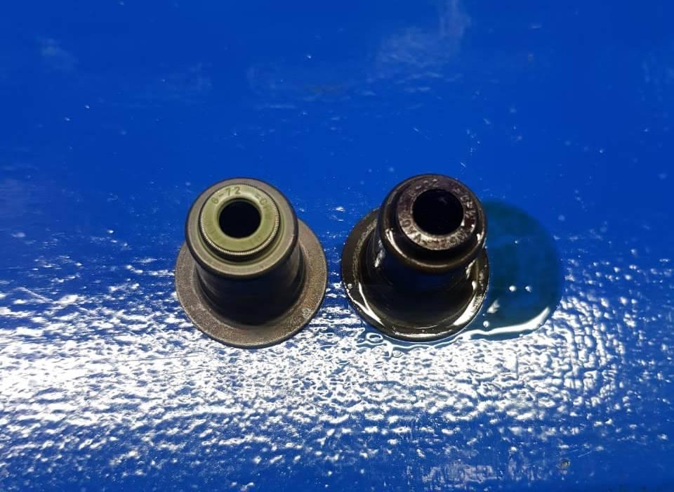 Замена МСК в двигателе N55 на BMW F10 5 серии