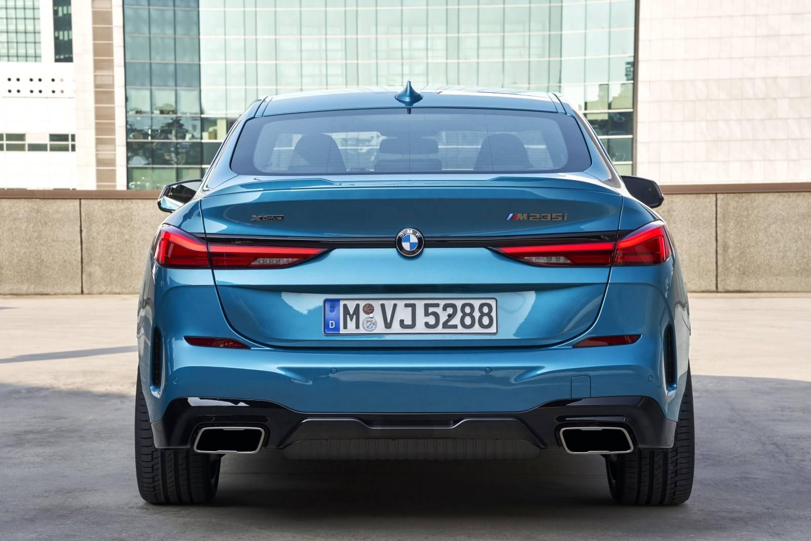 BMW 2 серии Gran Coupe F44 3