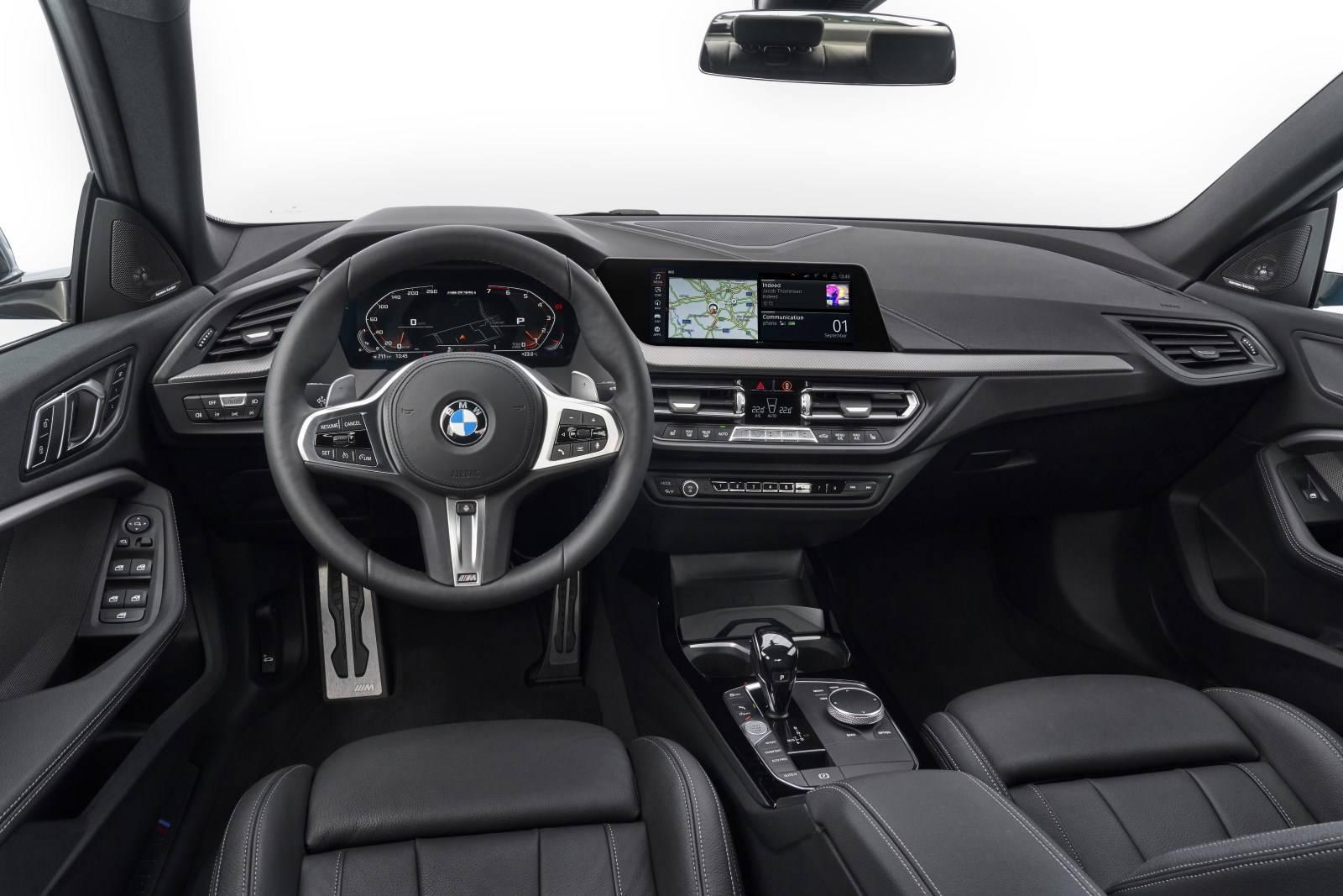 BMW 2 серии Gran Coupe F44 4