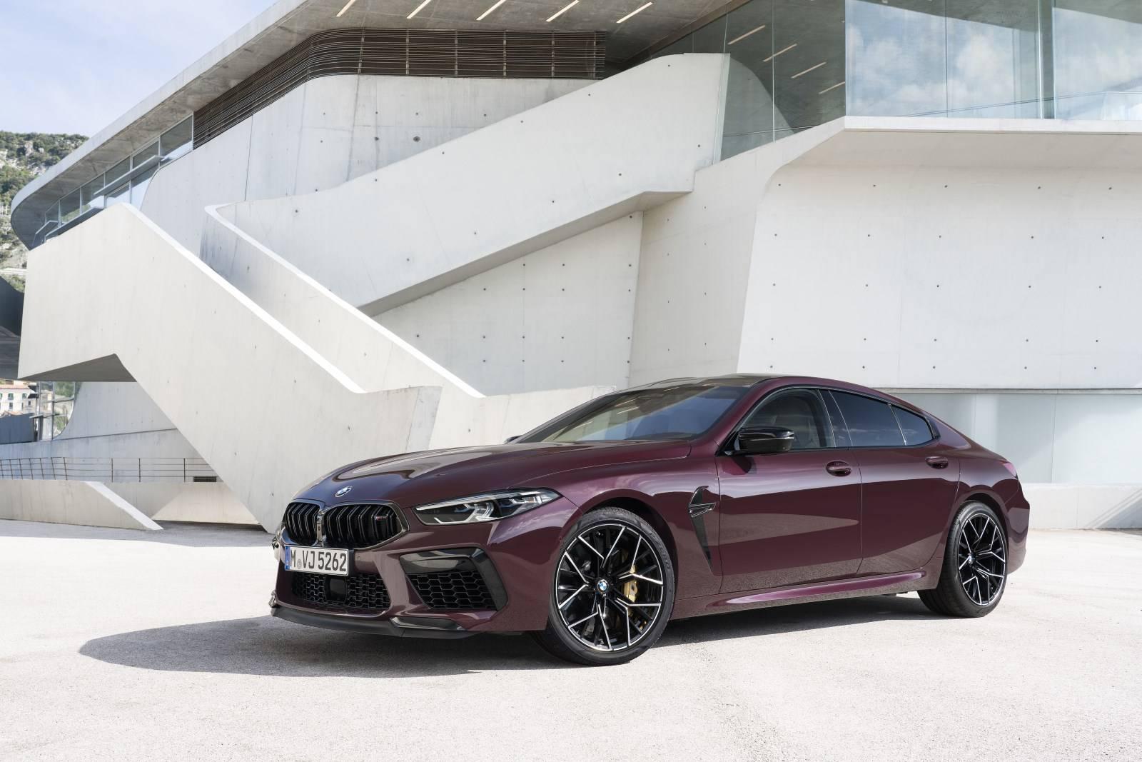 BMW M8 GC F93