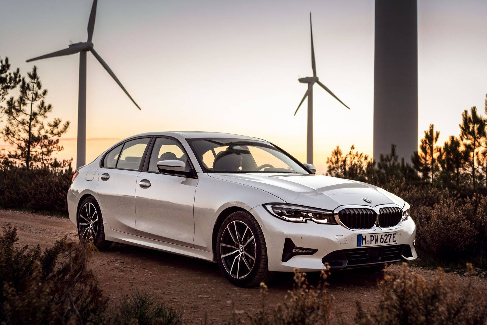 BMW на Женевском автосалоне 2020: новые BMW M340d xDrive