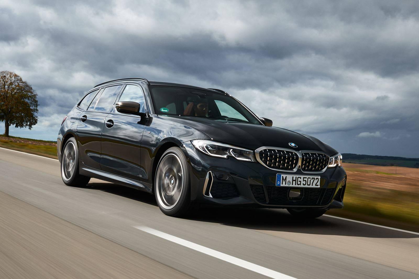 BMW на Женевском автосалоне 2020: новые BMW M340d xDrive 1