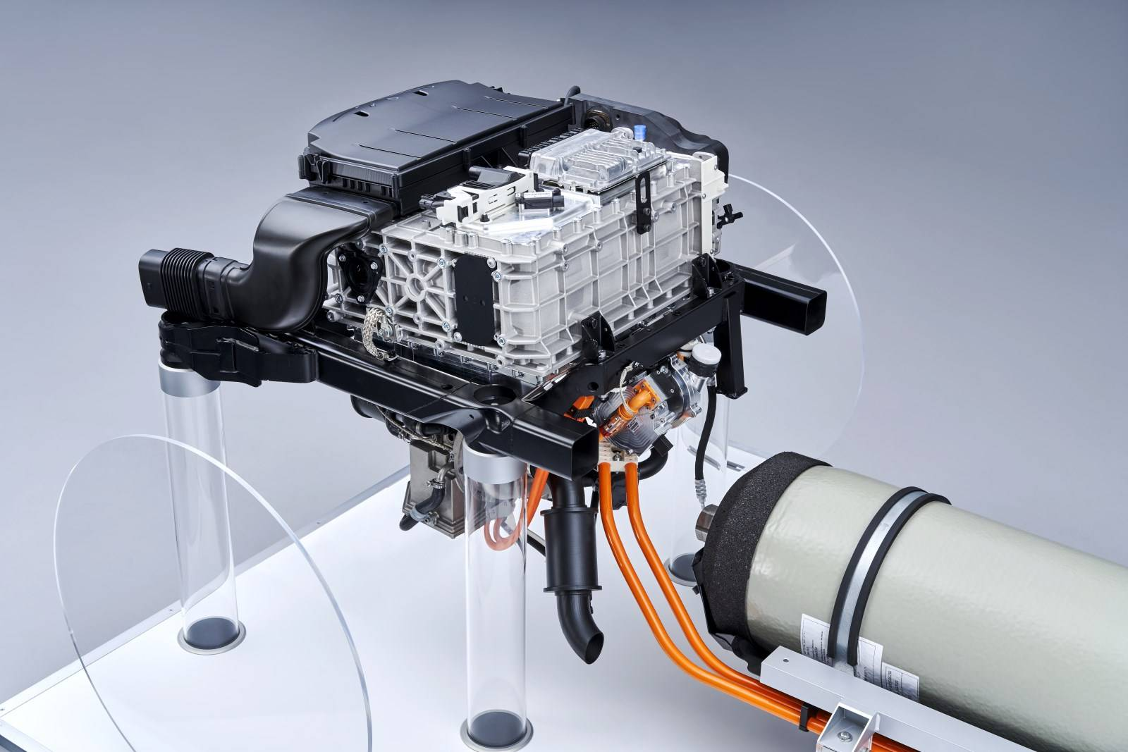 Водородный BMW i Hydrogen NEXT на базе BMW X5 2