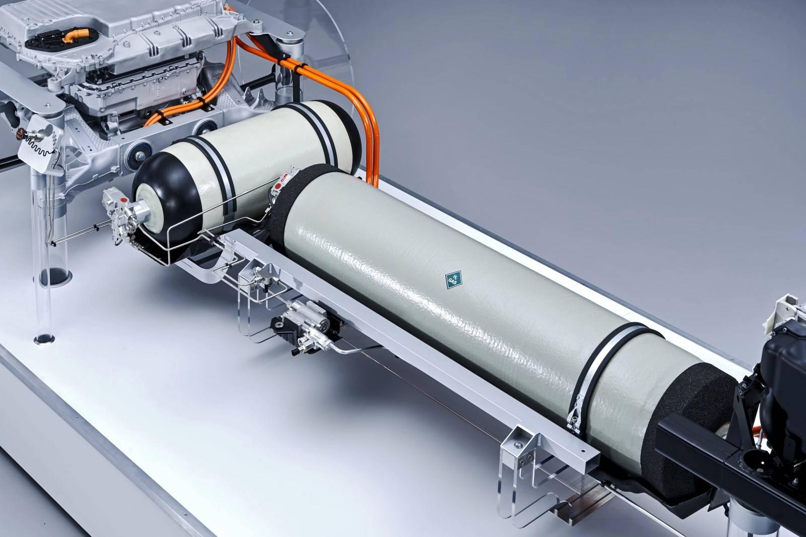 Водородный BMW i Hydrogen NEXT на базе BMW X5 3