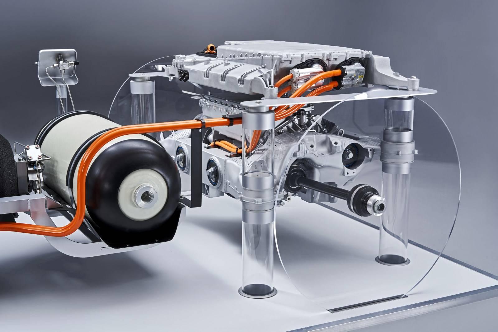 Водородный BMW i Hydrogen NEXT на базе BMW X5 4