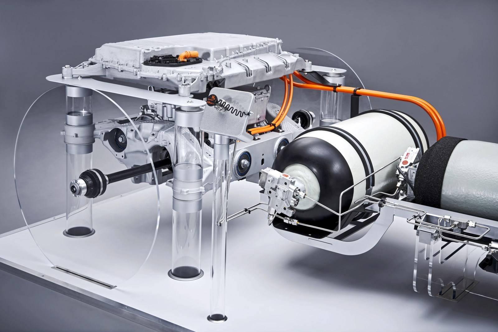 Водородный BMW i Hydrogen NEXT на базе BMW X5 5