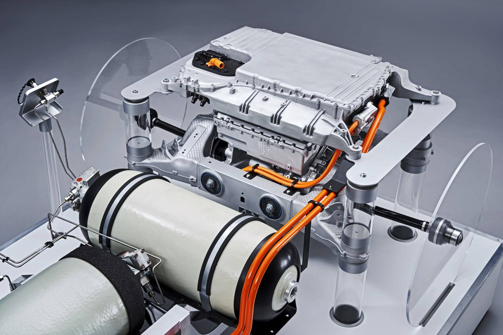 Водородный BMW i Hydrogen NEXT на базе BMW X5 6