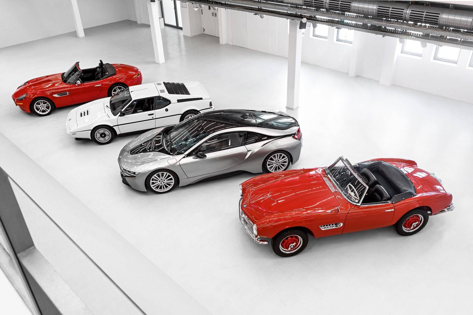 BMW i8 уходит в музей - BMW Group прекращает производство гибрида 3