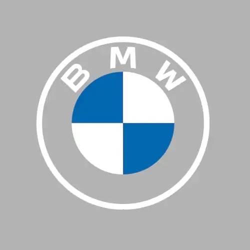 bmw новый логотип