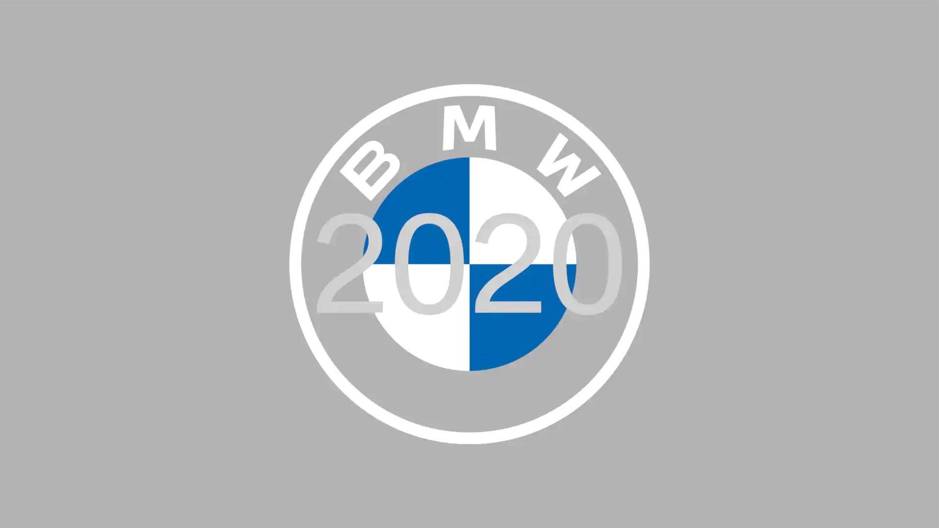 Новый логотип BMW 1